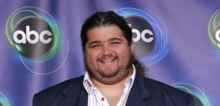 Actor Jorge Garcia arrives at the ABC TCA party at the Abby on July 27, 2005