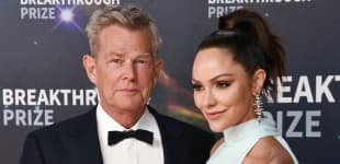 Katharine McPhee and David Foster Celebrate Pregnancy News With Prince Harry and Meghan Markle!