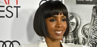 Kelly Rowland Talks About Destiny's Child Bandmates Meeting Son