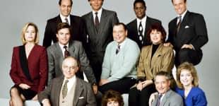"The ""L.A. Law"" cast"