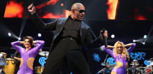 Pitbull's Best Music Collaborations features songs new listen 2021