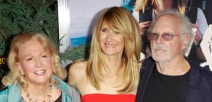 Diane Ladd, Laura Dern and Bruce Dern 2014