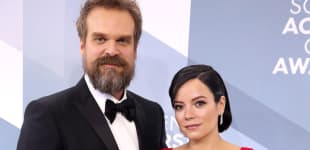 Lily Allen Opens Up About Her First Date With David Harbour