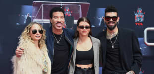 Lionel Richie Shares Beautiful Pics Of Daughters Sofia And Nicole