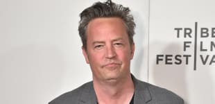 Matthew Perry Finally Joins Instagram, Welcomed by 'Friends' Jennifer Aniston and Lisa Kudrow