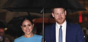 Prince Harry Once Pretended Not To Know Meghan Markle On A Date