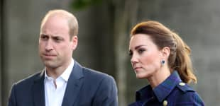 Prince William And Duchess Kate Host Special Cruella Screening