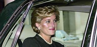 Princess Diana in 1994