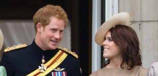 Princess Eugenie and Jack Brooksbank Move Into Prince Harry's Old Home