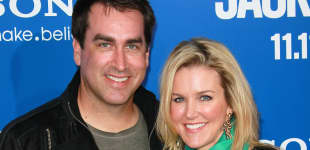 Rob Riggle: This Is His Wife Tiffany