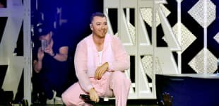 "Sam Smith Calls Growing Up Queer ""Traumatizing And Challenging"""