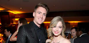 Sasha Pieterse And Hudson Scheaffer Welcome First Child Together