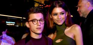 'Spider-Man': Tom Holland And Zendaya's Friendship