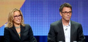 Téa Leoni and Tim Daly's Love Story