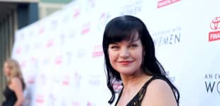 This Is What Pauley Perrette From 'NCIS' Looked Like With Blonde Hair