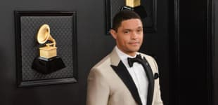 "Trevor Noah Says He's ""Thrilled"" To Host The 2021 Grammy Awards"