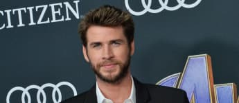 Liam Hemsworth at the 'Avengers: Endgame' premiere in Los Angeles, 2019.