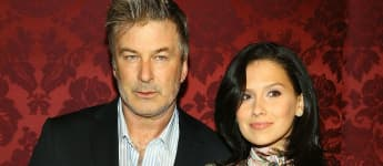 Alec and Hilaria Baldwin Make A Surprise Appearance On 'Ellen' With Their Newborn Son!