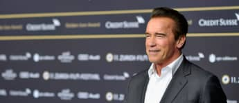 Arnold Schwarzenegger's Pet Horse & Donkey Crash His Interview With Jimmy Kimmel - Watch Here