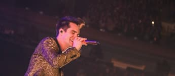 Brendon Urie Panic At The Disco Today