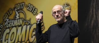 """Christopher Lloyd played """"Doc Brown"""" in 'Back to the Future'"""