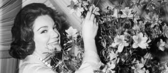 Singer Connie Francis