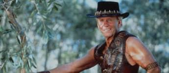 Paul Hogan in 'Crocodile Dundee'