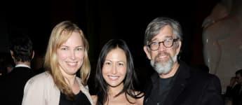 Cynthia Lamontagne, Nicole Seidel y Roy Braeger
