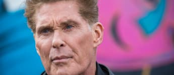 David Hasselhoff Through the Night Knight Rider new heavy metal song CueStack 2020