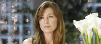 Ellen Pompeo en una escena de la serie 'Grey's Anatomy'