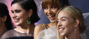 Barbie Ferreira, Zendaya and Sydney Sweeney