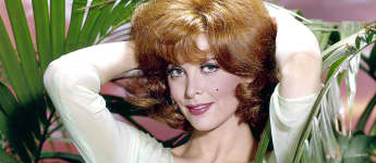 "Gilligan's Island cast: Tina Louise as ""Ginger Grant"" age today 2020"