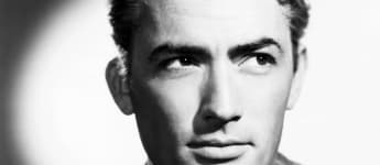 Gregory Peck Young: How He Looked In His First Movies films roles 1940s age birth date actor star