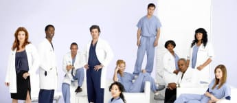 Elenco de 'Grey's Anatomy'
