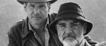 Harrison Ford Sean Connery Indiana Jones Cast tribute 2020