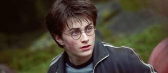Daniel Radcliffe en 'Harry Potter'.