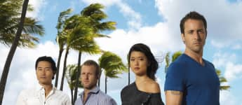 'Hawaii Five-0' cast