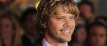 Hot Dad: Eric Christian Olsen Show Off His Muscles NCIS LA Deeks actor children kids new photo picture Instagram muscles arms body