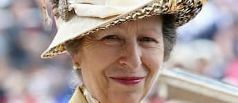 Inside Princess Anne's Home Living Room At Gatcombe Park 2021 picture photo husband Timothy Laurence