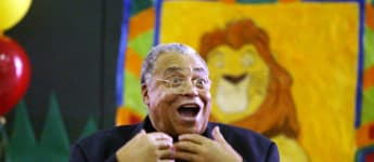 James Earl Jones Movies and Voice roles voices Darth Vader Mufasa Star Wars Lion King films 2021 age