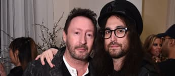 John Lennon's Sons Julian and Sean Today age 2020 Yoko Ono