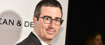 John Oliver Reveals How Emotional He Got Voting For The First Time In U.S Election