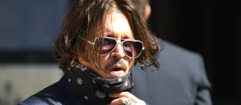 """Johnny Depp Claims Amber Heard Married Him To """"Progress Her Own Career"""" In Libel Case"""