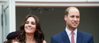Kate y el príncipe William