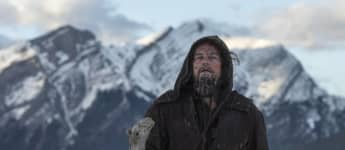 "Leonardo DiCaprio en ""The Revenant"""