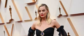 Margot Robbie arrives for the 92nd Oscars at the Dolby Theatre in Hollywood, California on February 9, 2020