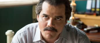 Wagner Moura in a scene from the series 'Narcos'