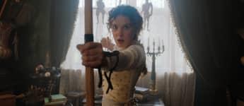 Millie Bobby Brown en una escena de la película 'Enola Holmes'