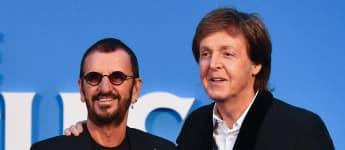 "Paul McCartney Shares ""Beautiful Night"" Video With Ringo Starr: ""It Felt Like The Old Days"""