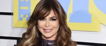 """Paula Abdul attends the screening of """"Impractical Jokers: The Movie"""" at AMC Lincoln Square Theater on February 18, 2020 in New York City"""